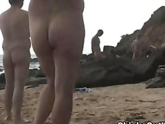 Real amateur aussie babe sucks cocks while giuys watch