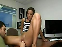 Amateur Office Fucking
