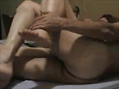 Booty wife gets fucked on real homemade