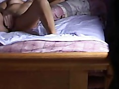 Tight chick caught masturbating on hidden cam