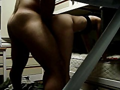 Amateur Army Couple Quickie In The Barracks