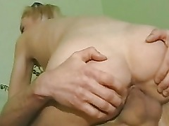 Hot blond amateur Milf suck and fuck with cumshot