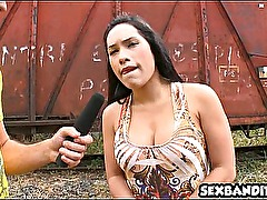 03 Big booty latina tricked into rough sex 17