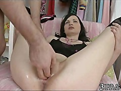 Nasty bitch ass drilled