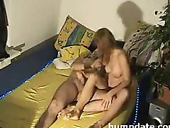 Horny girlfriend sucks and rides on cock