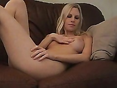 Real amateur masturbating