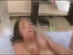 Big tit wife homemade