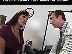 Busty Milf Lisa Ann Fucks Coworker In Private To Releave Tension At Work mature mature porn granny old cumshots cumshot