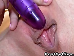 Kourtney Scarlett In A Pussy Masturbation