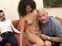 This Hungarian honey was hungry for some money. When we stopped her, the accent was enough to whet our appetites, but her hot ravishing body made our hearts race. We better be careful otherwise Uncle Harry is gonna have heart failure! Cum see what tricks