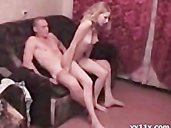 Amateur girl getting fucked part 5