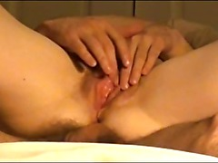 Extreme Orgasm for Amateur Wife