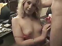 Amateur Hot Blonde Suck And Fuck