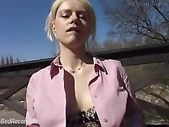 Privat Zutritt verboten 6 TAG german amateur blonde pussy masturb