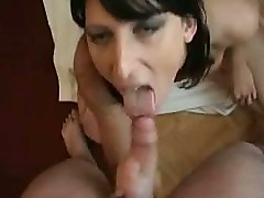amateur pov blowjob and anal movie