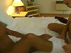 Charming girlfriend gets her tight ass drilled