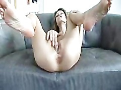 Skinny Amateurs Anal Experience