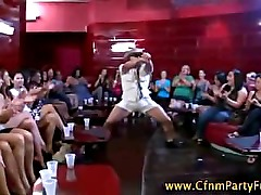 Strippers dance for sluts
