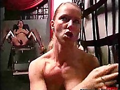 Diana Und Jaqueline Gangbang Part1 german ggg spritzen goo girls