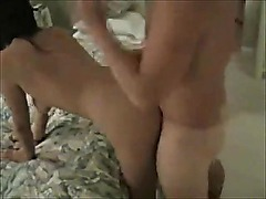 Hot college babe fucked in hotel