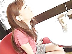 Super horny Asian girls masturbating part5