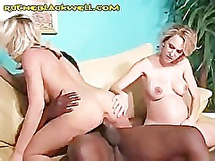 Blonde Wants Black Sperm For Black Baby