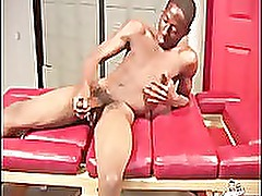 Black guy with huge dick
