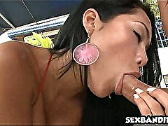 Beautiful latin bitch 17