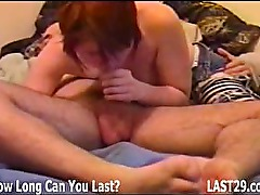 prostate massage and swallow