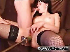 Amateur housewife loves being boned part5