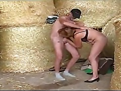 German Amateur sex outdoor