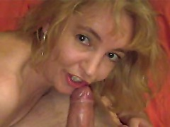 British amateur blow job