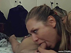 69 BJ From Italian BBW Housewife