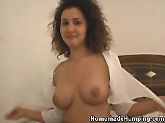 Amateur natural bigtit fucked