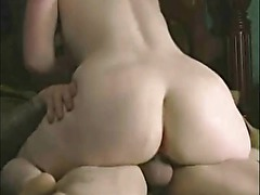 Amateur redhead gets fucked really good