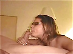 Husband filming his wife fucked by younger boy