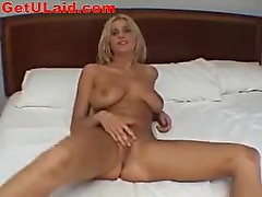Great Amateur Sex WIth Busty Blonde 1