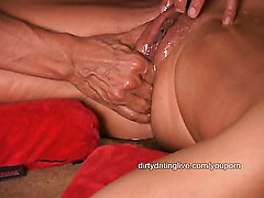 Longest edit Amazing Squirt Master makes MILF pussy flow like fountain
