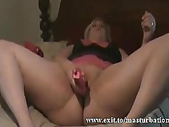 Solo bbw Petra with view on my fuckable ass