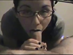 Wife homemade anal creampie