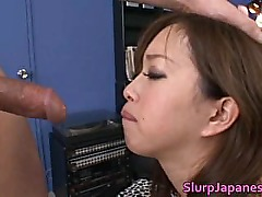 Hot asian babes fucking, sucking part2