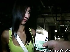 Czech girl pounded in exchange for money
