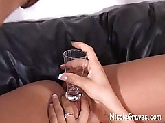 Nicole Graves: Wanna Sip Of My Pussy?