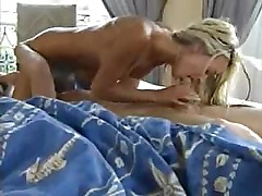 Virginie Gervais hot shower and sex